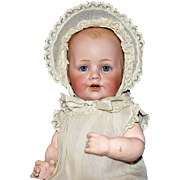 "Precious 12"" Antique Kestner Character Doll Baby Jean - Too cute!"