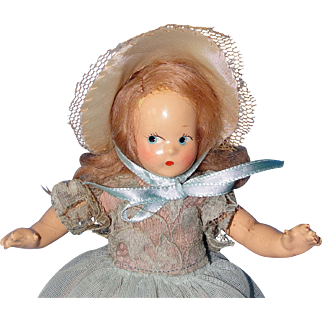 A Sweet 1930's Madame Alexander Tiny Betty