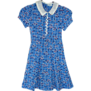 1930's Shirley Temple Brand Cinderella Frock