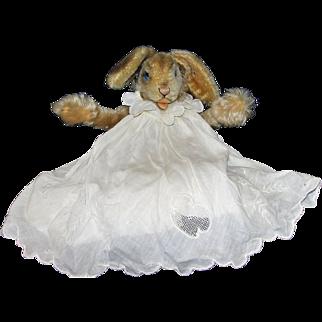 Fabulous Large 1950's Steiff Lulac Floppy Bunny Rabbit