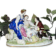 Beautiful Vintage Scheibe-Alsbach Kister Porcelain Figurine