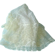 Brussels Princess Lace Table Cover Tablecloth