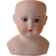 Antique German Armand Marseille Doll Head