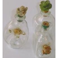 Vintage Miniature Doll Perfume Bottles