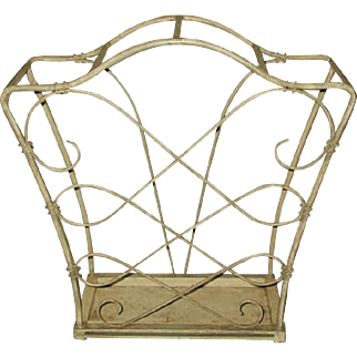 French Umbrella Stand Large 19th Century