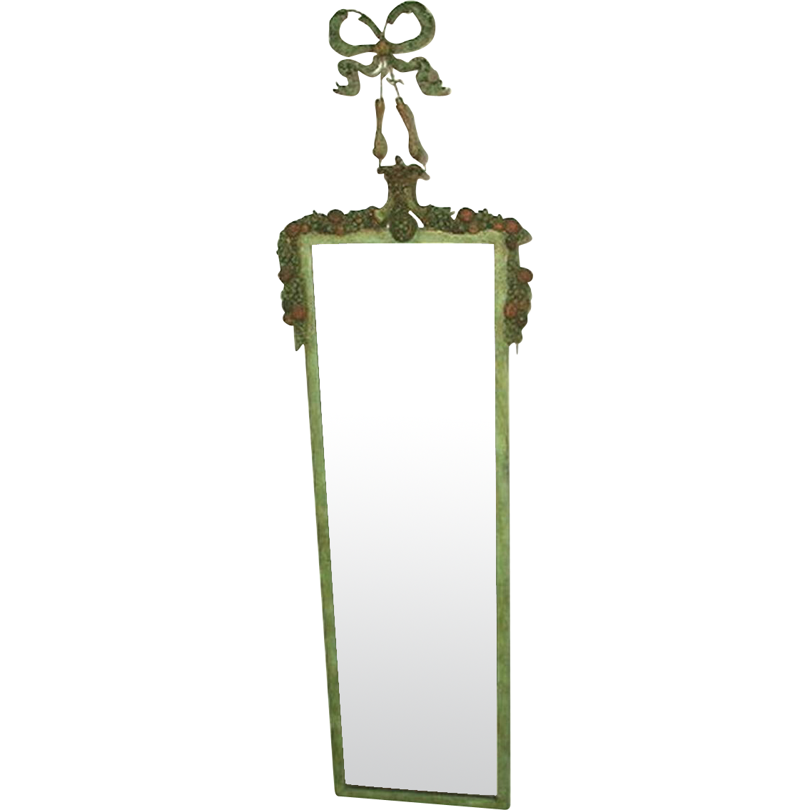 French Mirror On Wire C.1820-30