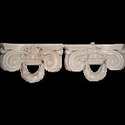 Italian Corbel Brackets 19th Century