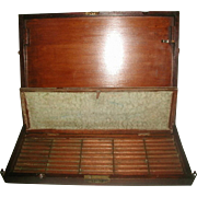 Easel Art Box Combination 19th C England Ingenious
