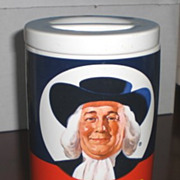 Regal China Old Fashioned  Quaker Oats Cookie Jar