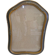 Early 20th Century Gesso Easel Picture Frame