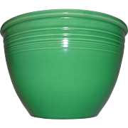 Homer Laughlin Original Fiesta Medium Green #4 Mixing Bowl