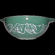 Rare Promotional Pyrex 4Qt Cinderella Salad Bowl 1960 Near New