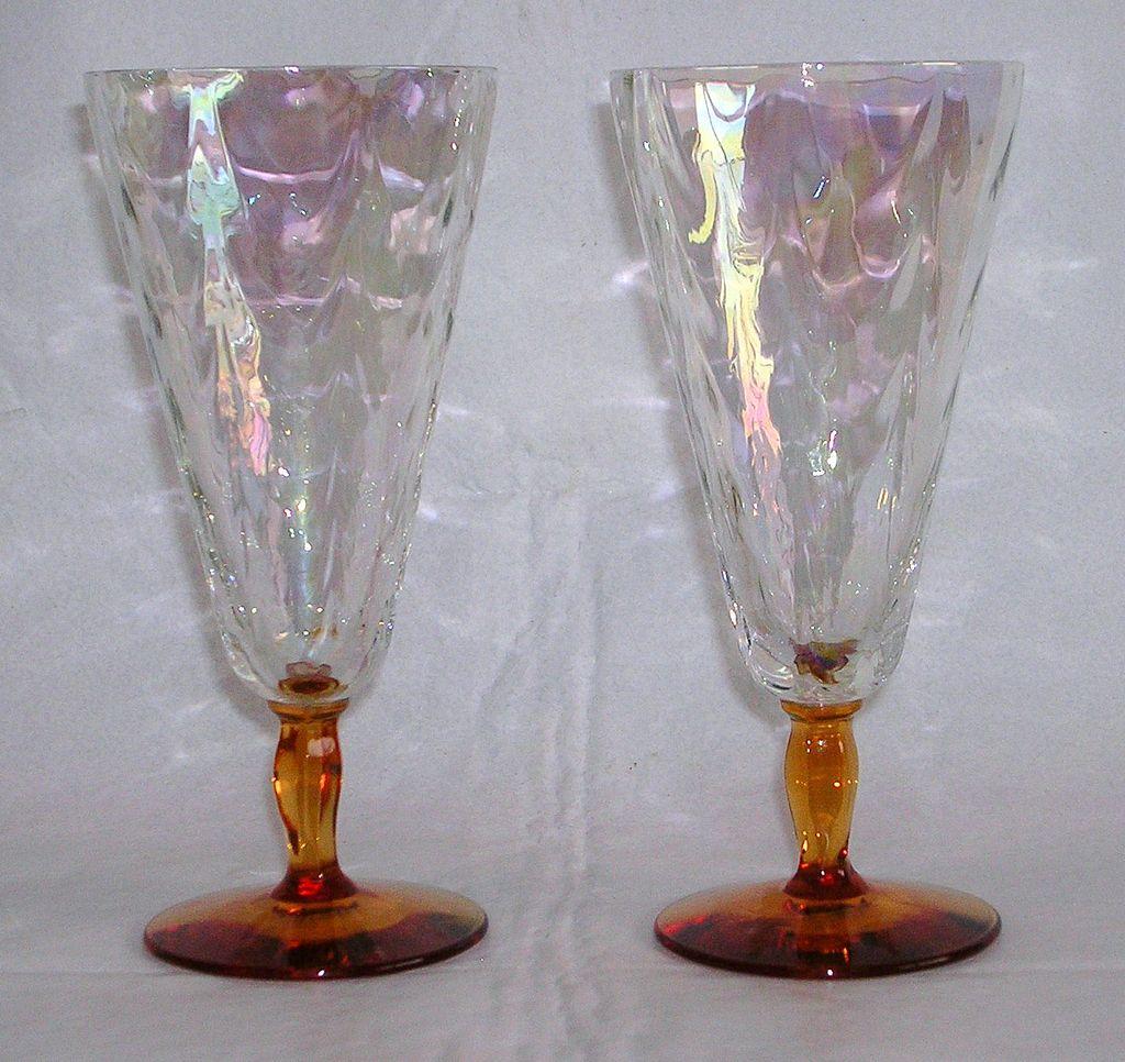 Fostoria Crystal Patterns Magnificent Decorating Design