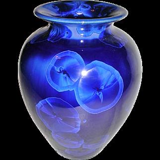 Exquisite John Mankameyer Manka Studio Crystalline Glaze Art Vase