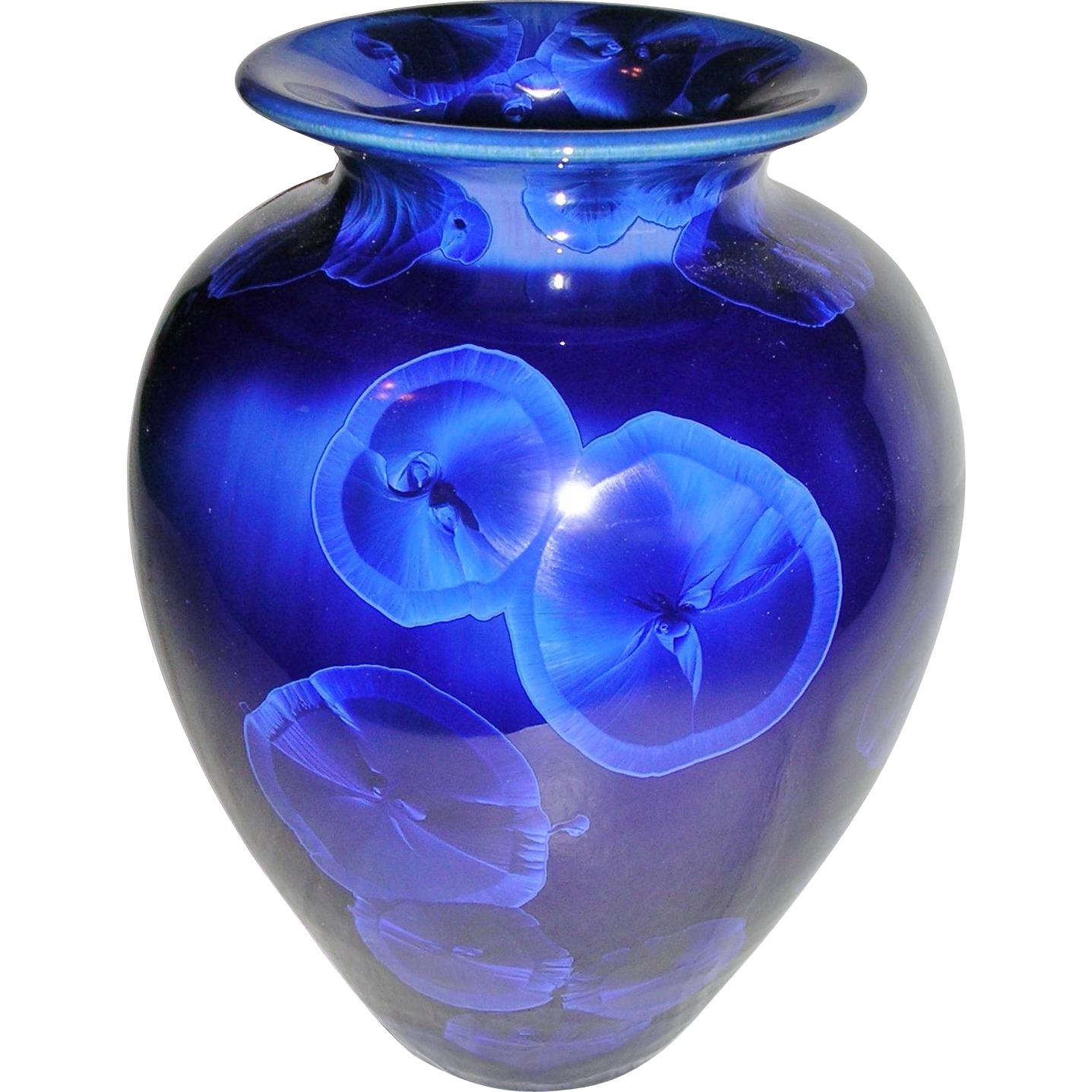 Exquisite john mankameyer manka studio crystalline glaze art vase exquisite john mankameyer manka studio crystalline glaze art vase hidden in the hills ruby lane reviewsmspy