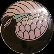 Laurel Burch Mynah Bird Pin