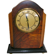 Art Deco Middlebury Synchronous Electric Clock