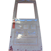 Salvaged Craftsman Door Located in Idaho