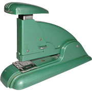 Retro Teal Swingline Speed Stapler