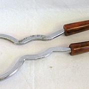 Vintage Jar Opener with Bakelite Handles