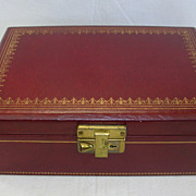 Vintage Mid Century Teen's Jewelry Box - Red Tag Sale Item