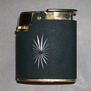 Ronson 1950's Ladies Varaflame Butane Lighter