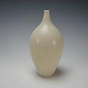 Vintage Rorstrand Teardrop Fine Modern Pottery Vase