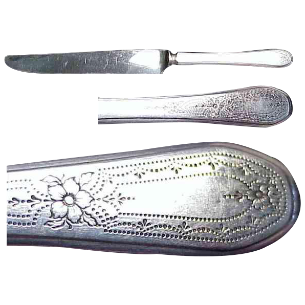 "Community Plate Paul Revere Pattern 9 & 1/4"" Hollow Handled  Knife"