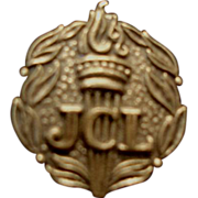 Junior Classical League Sterling Pin