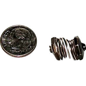 """Sterling Silver Charm For Charm Bracelet """" Squeeze Box Accordion"""""""