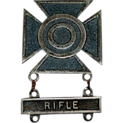 Sterling Rifle Pin