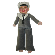 1930's Norah Wellings Sailor Boy Doll