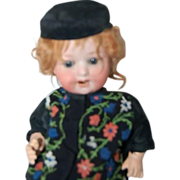 """12"""" / 1910 Bisque Germany Ernst Heubach Character Baby"""