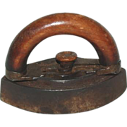 Circa 1890's Child's Iron