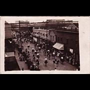 RPPC 1908 Portland Rose Festival