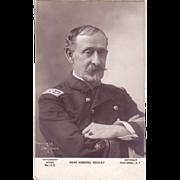 RPPC Rear Admiral Schley Postcard