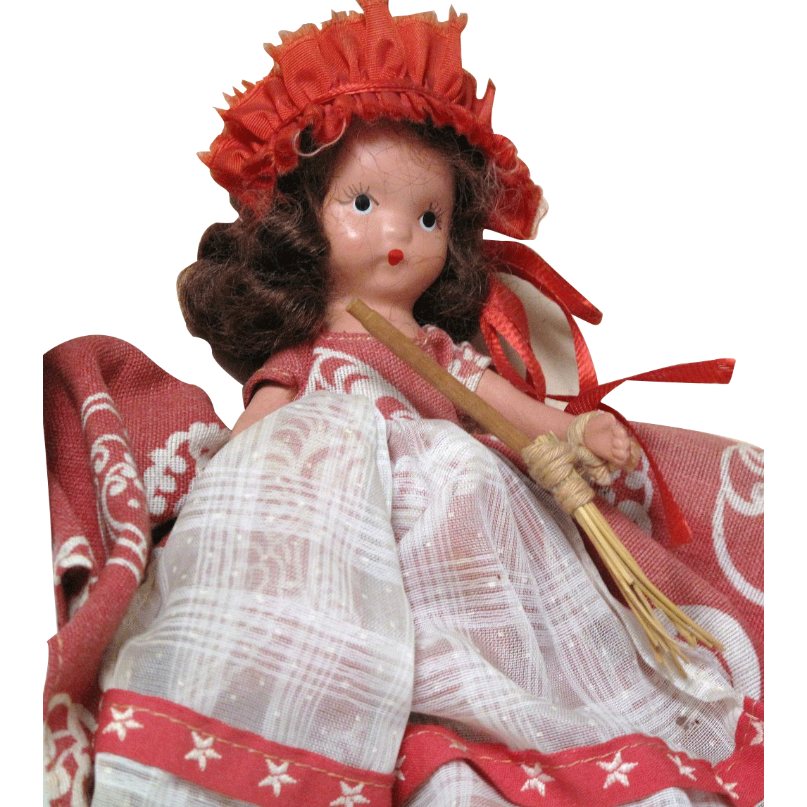 Storybook Doll #185 Saturday's Child Must Work for a Living