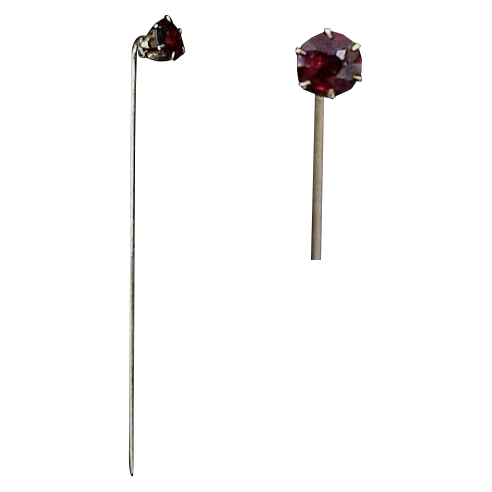 14K Gold Antique Stickpin