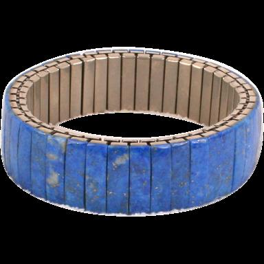 Very pretty Lapis Expando bracelet