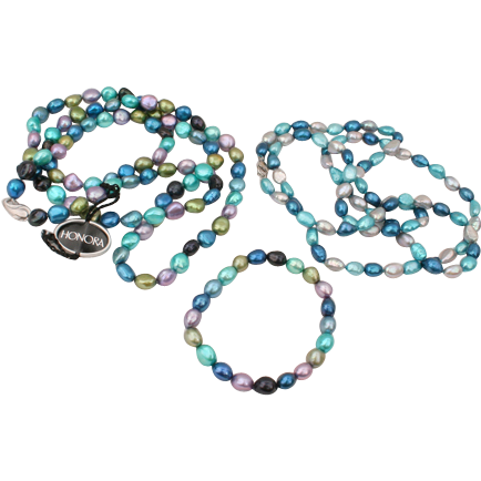 Honora colored pearl group