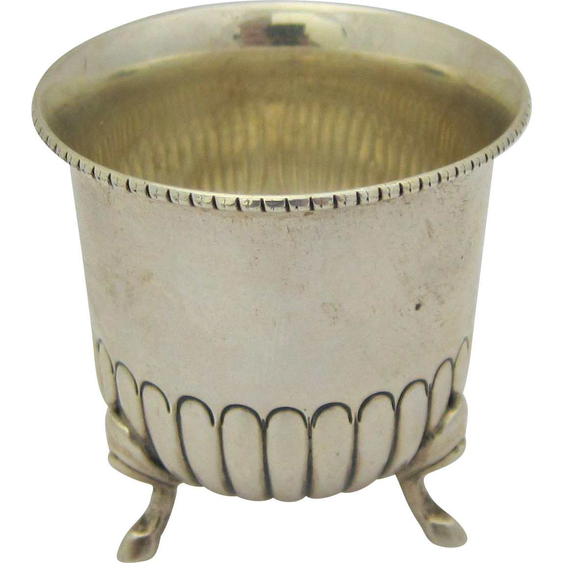 Vintage sterling silver toothpick holder from historicshop on ruby lane - Tooth pick dispenser ...