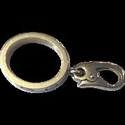 Authentic Cartier 18K White Gold Love Charm/Pendant