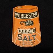 Worcester Salt Needle Book