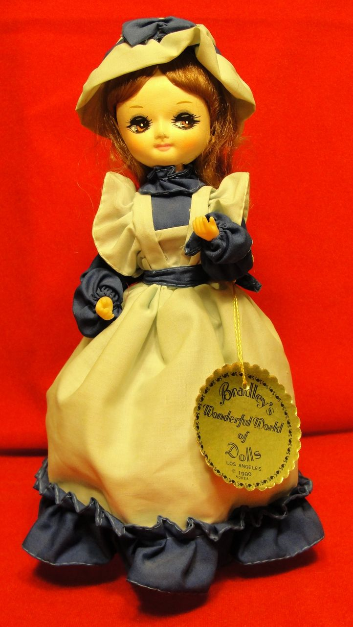 Vintage Bradley Wonderful World of Dolls 1980 - Mary
