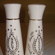 Say Your Prayers Salt and Pepper Shakers