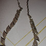 Coro Golden Wings Necklace - Free Shipping