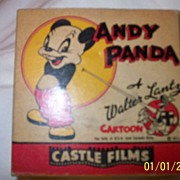 Castle Film 16MM Andy Panda #472 Mouse Trappers