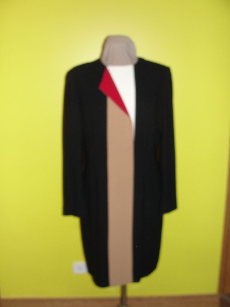 Liz Claiborn Black with Class Career Wear Dress