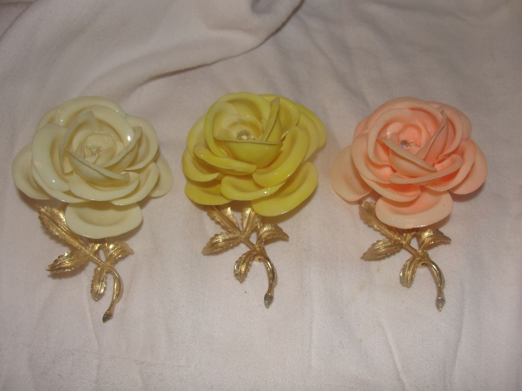 A Rose is a Rose Pin - Free Shipping