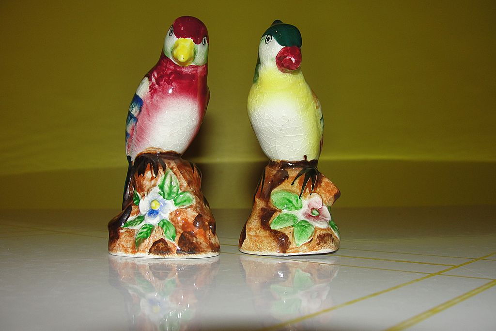Colorful birds salt and pepper shakers b57 from Colorful salt and pepper shakers